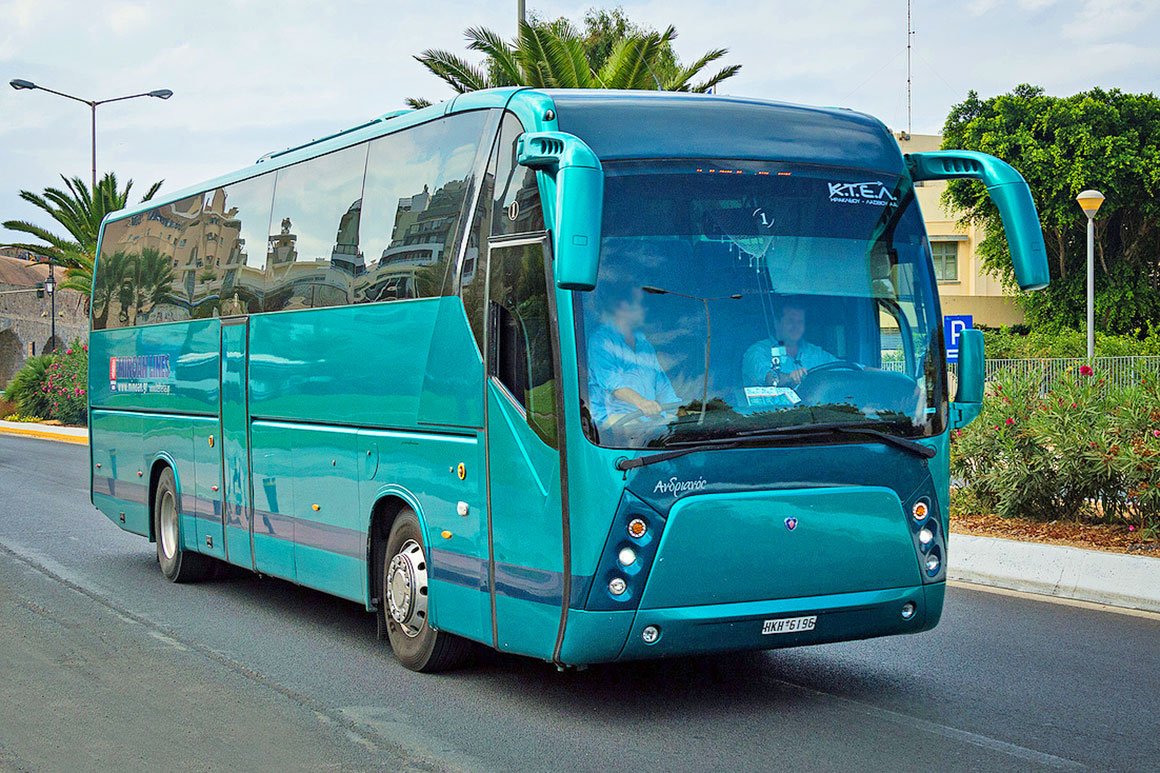 Аэропорт Ираклион | Автобусы из аэропорта Ираклион - Официальный справочный сайт аэропорта Никос Казандзакис, Крит, Греция от путешественников и для путешественников